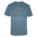 SUBLIME BLUE MEN'S SUN T-SHIRT