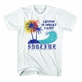 SUBLIME LOVIN' WAVE SLIM FIT MEN'S T-SHIRT