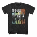 THE BEATLES BLACK TIES COLOR MEN'S T-SHIRT