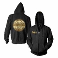 THE BEATLES GOLD SGT. PEPPERS MEN'S HOODIE