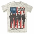 THE BEATLES THE BEATLES ARE COMING MEN'S T-SHIRT
