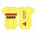 THE BEATLES YELLOW SUBMARINE ONESIE