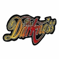 THE DARKNESS RAINBOW LOGO EMBROIDERED PATCH