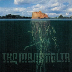 THE MARS VOLTA JELLY HEAD LOGO