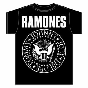 THE RAMONES JUMBO SEAL MEN'S T-SHIRT