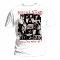 THE ROLLING STONES RESCUER COLLAGE MEN'S T-SHIRT