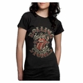 THE ROLLING STONES TATTOO YOU TOUR 1981 TUNIC WOMEN'S T-SHIRT