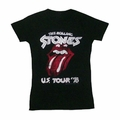 THE ROLLING STONES US TOUR 78 WOMEN'S T-SHIRT