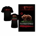 TOOL CALIFORNIA REPUBLIC MEN'S T-SHIRT