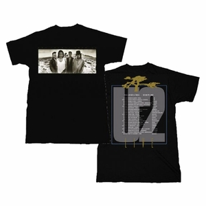 U2 JOSHUA TREE MEN'S T-SHIRT