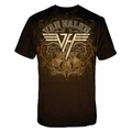 VAN HALEN ROCK N ROLL MEN'S T-SHIRT