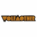 WOLFMOTHER LOGO EMBROIDERED PATCH