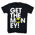 WU-TANG CLAN GET THE MONEY! MEN'S T-SHIRT
