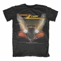 ZZ TOP ELIMINATOR MEN'S T-SHIRT
