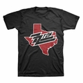 ZZ TOP TEXAS EVENT  MEN'S T-SHIRT