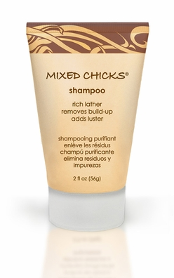 gentle clarifying SHAMPOO (2oz / 60ml)