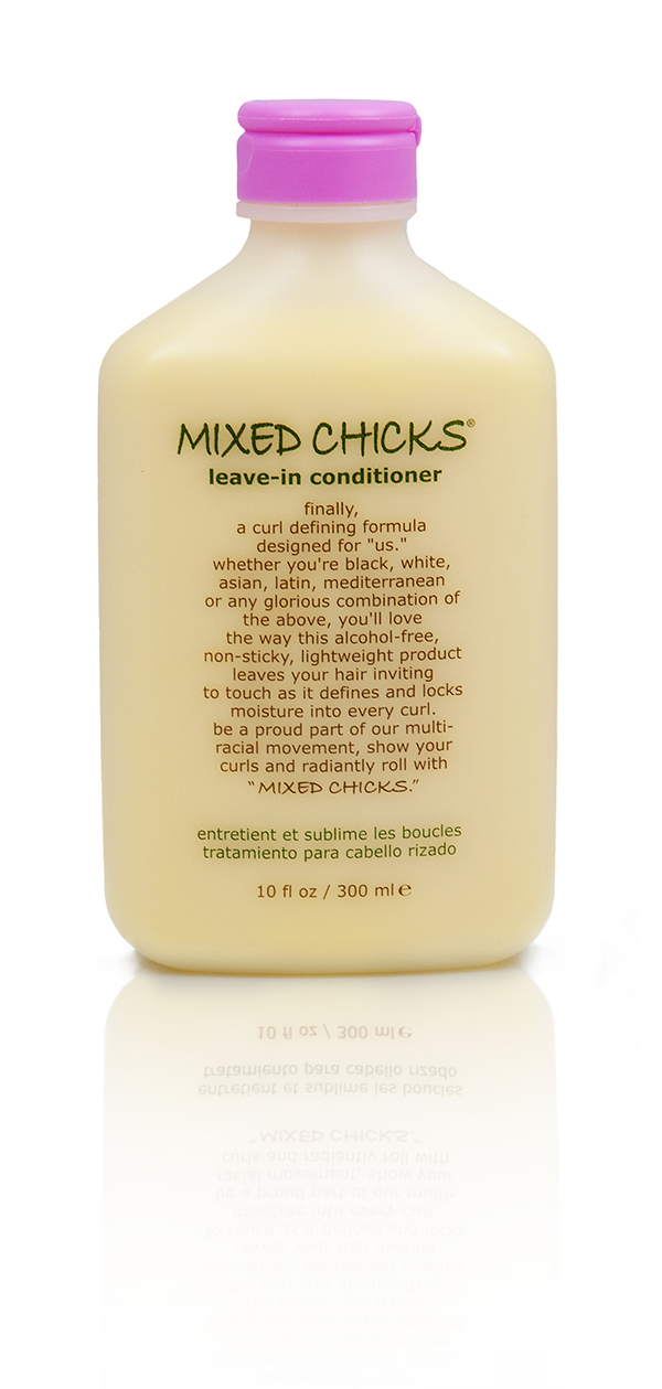 Leave in conditioner curly hair