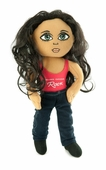 mixed chicks rock doll