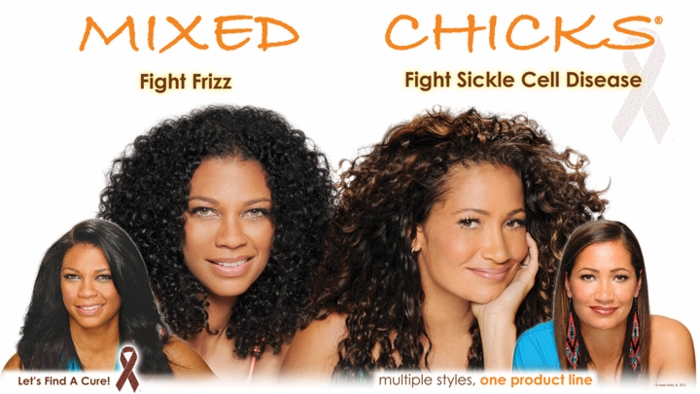 Mixed Chicks Gives Back to Sickle Cell Disease Awareness
