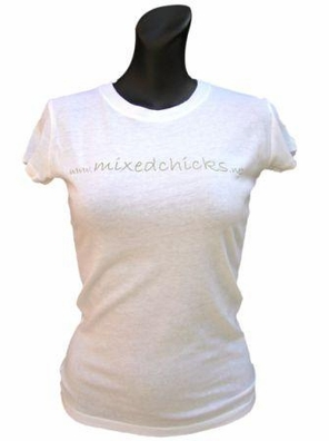 t-shirt - white - short sleeve