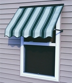 Bay Fabric Awnings