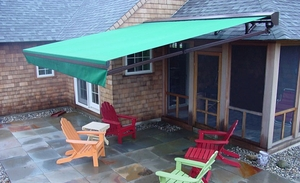 Delta Retractable Awnings