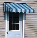 Elite Fabric Door Awnings