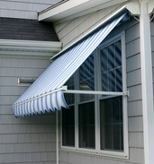 Robusta Retractable Awnings