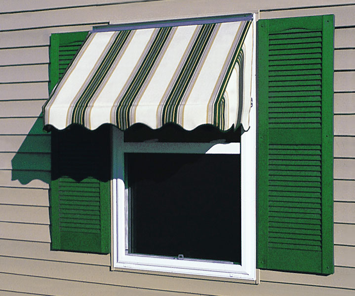 Canvas Window Awnings for Home