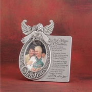 "Christmas Memorial Photo Frame ""I'll Be Home For Christmas"""