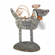 Dog Memorial Figurine - Beloved Friend