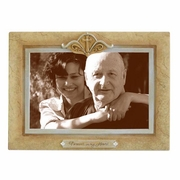 """Forever in my Heart"" Remembrance Photo Frame"