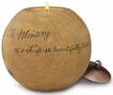 In Memory Candle Sympathy Gift