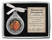 In Memory Of Remembrance Ornament