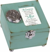 Locket Memory Box - Memories