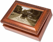 Loss of Father Memorial Music Box