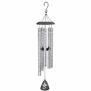 Loss of Mother Sympathy Wind Chimes - Engravable