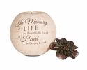 Sympathy Gift Candle - In Memory of a Life
