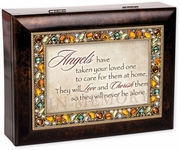 Musical Memorial Keepsake Box