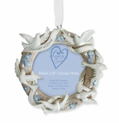 Memorial Photo Ornament - Forever Loved