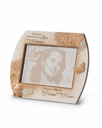 "Memorial Picture Frame ""Heaven in our Home"""