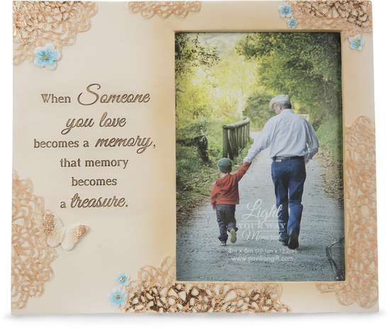 memorial picture frame treasured memory