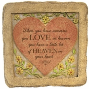 Memorial Stone �When you have someone you love��