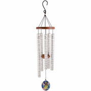 "Memorial Wind Chimes ""God saw you getting tired..."""