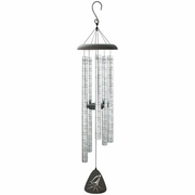 "Sympathy Gift Wind Chimes ""Heavenly Bells"""