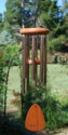 Memorial Windchime - Gone, Yet Not Forgotten