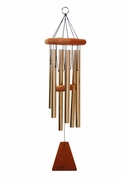 Personalized Memorial Wind Chime - Heaven's Door