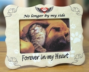 Pet Memorial Gift Frame - Forever in my Heart