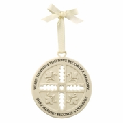 "Remembrance Ornament ""When Someone You Love..."""