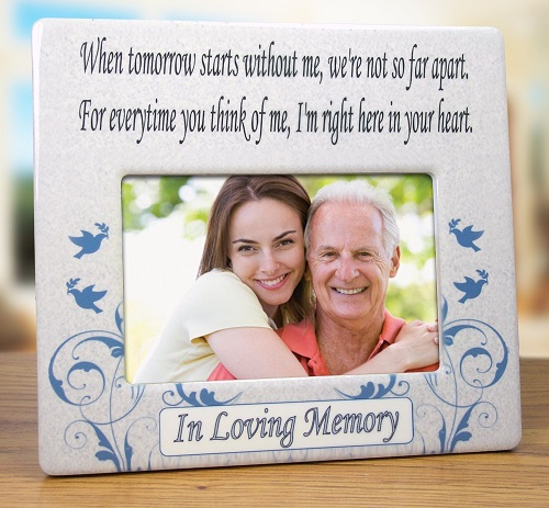 when tomorrow starts without me memory frame